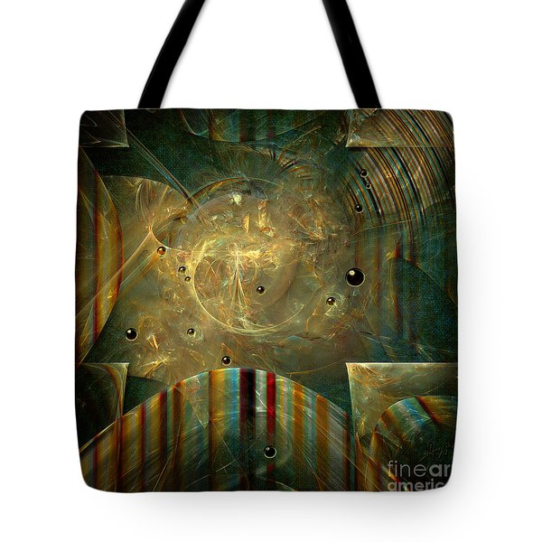 Abstractus Tote Bag