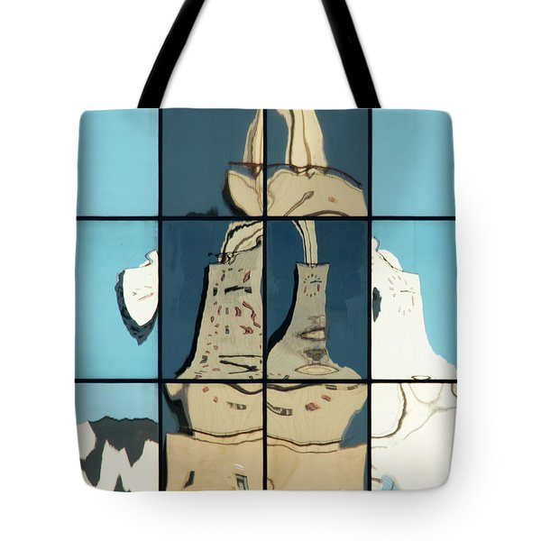 Abstritecture 17 Tote Bag