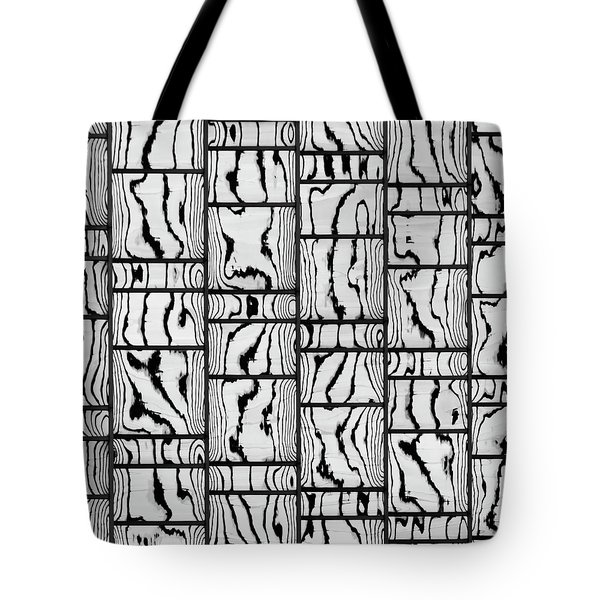 Abstritecture 18 Tote Bag