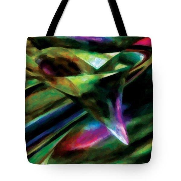 Tote Bag featuring the painting Abundance by Gerlinde Keating - Galleria GK Keating Associates Inc