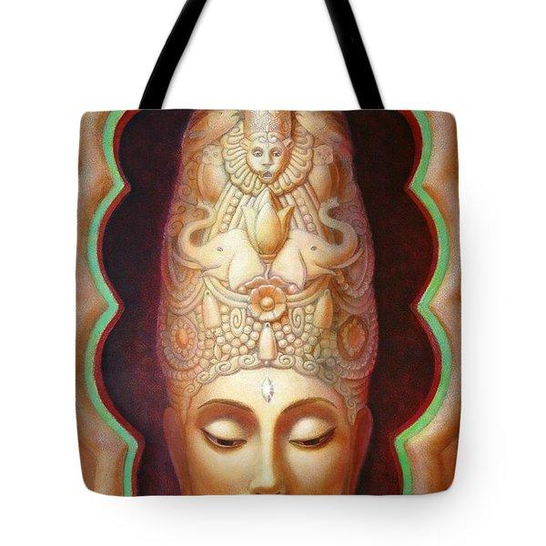 Abundance Meditation Tote Bag