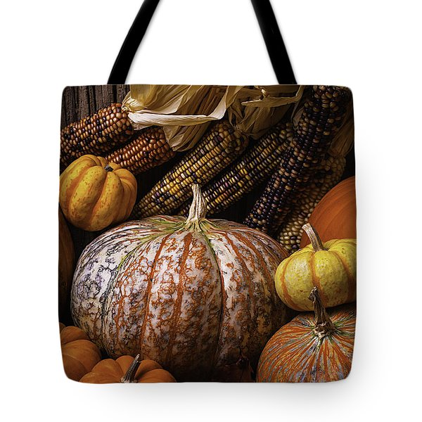 Abundance Of Autumn Tote Bag
