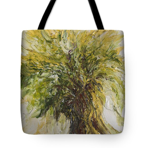 Abundance Tree Tote Bag