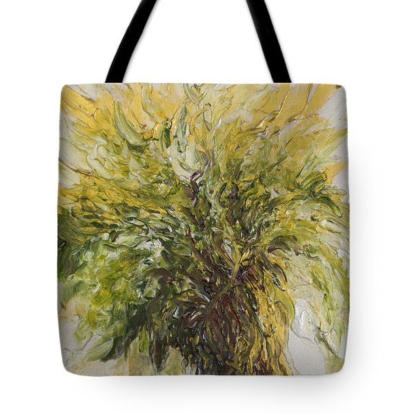 Abundance Tree Tote Bag