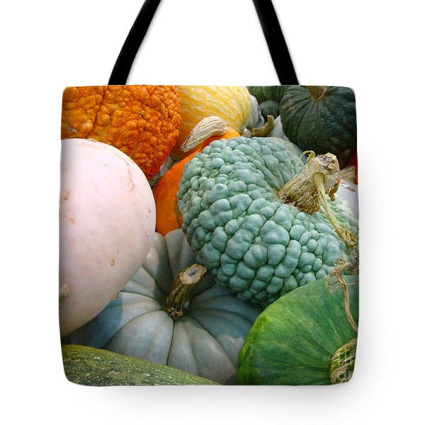 Abundant Harvest Tote Bag by Cathy Dee Janes