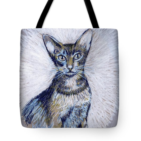 Aby Tote Bag