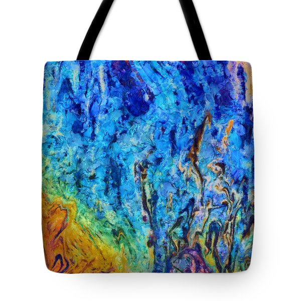 Abyss Tote Bag
