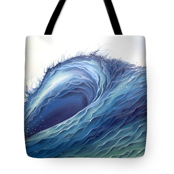 Abyss Tote Bag by William Love