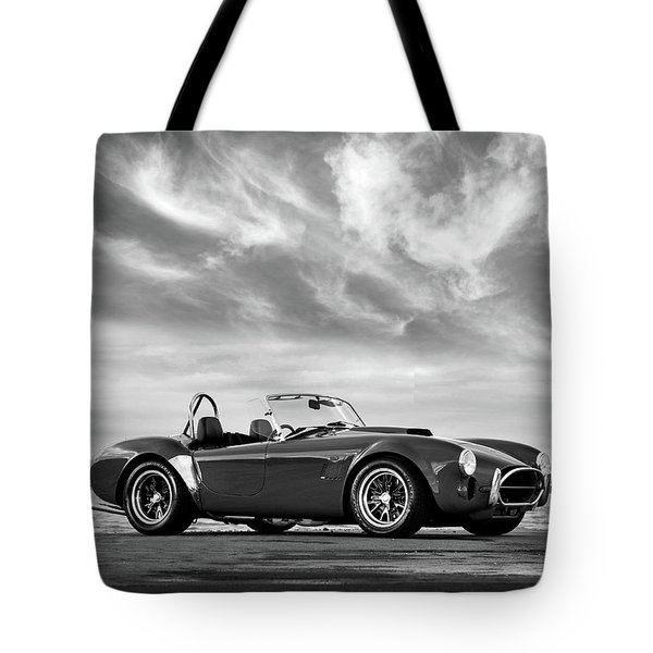 Ac Shelby Cobra Tote Bag