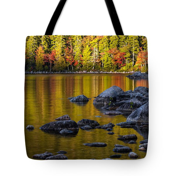 Acadian Glow Tote Bag