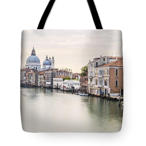 Accademia Bridge Tote Bag by Marco Missiaja