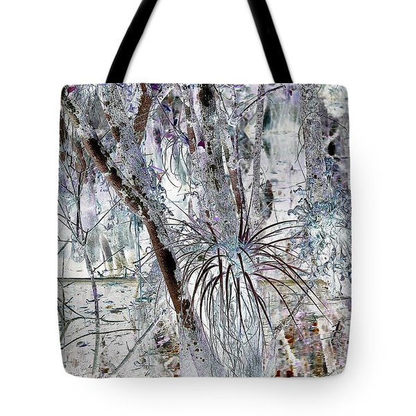 Accentuating The Negative Tote Bag