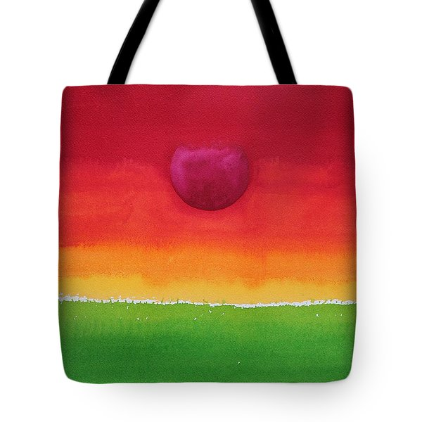Acceptance Original Painting Tote Bag