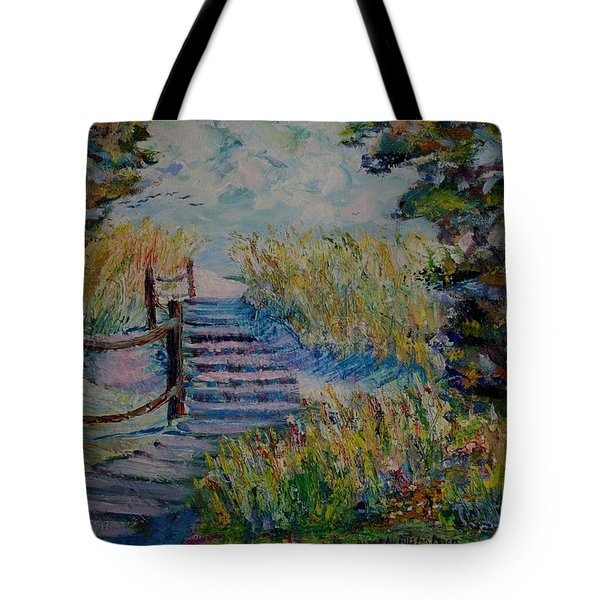 Access Granted Tote Bag by Dorothy Allston Rogers