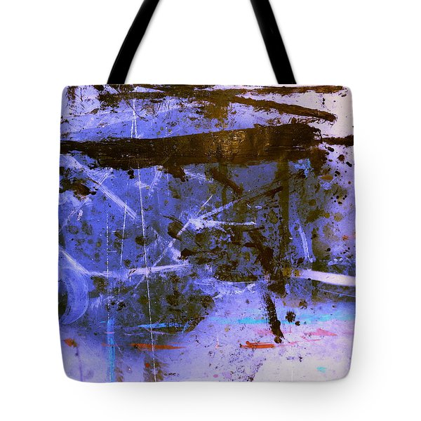 Accidental Abstract Tote Bag by M Diane Bonaparte