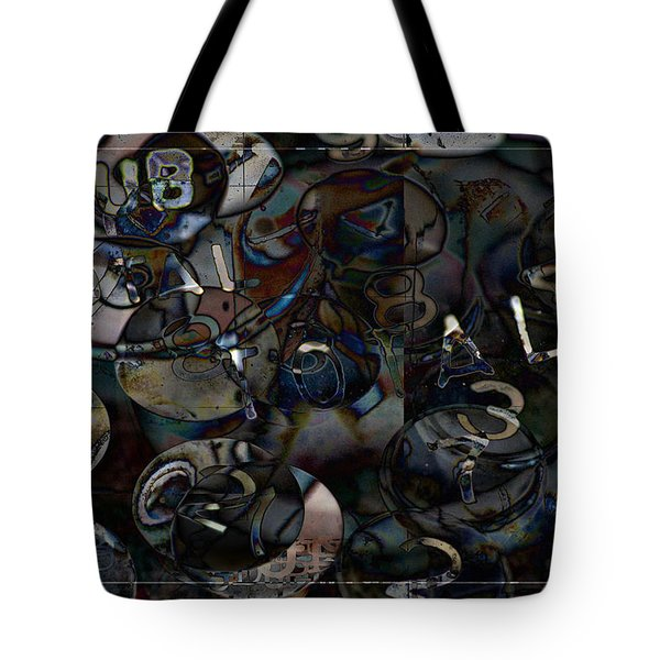 Accounting Grind Tote Bag