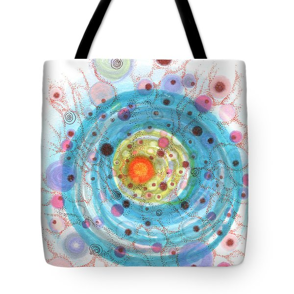 Accretion Tote Bag