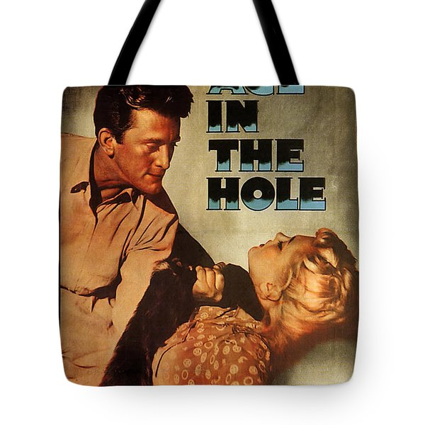 Ace In The Hole Film Noir Tote Bag