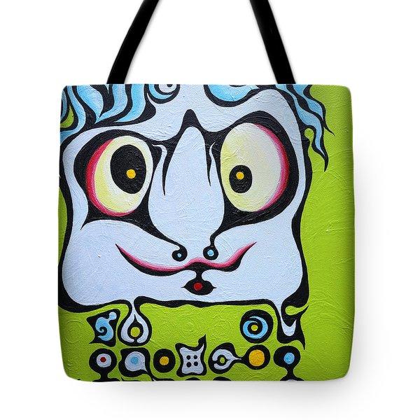 Ace Kid Mark Tote Bag