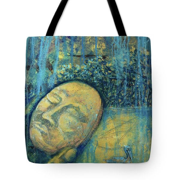 Ace Of Coins Tote Bag