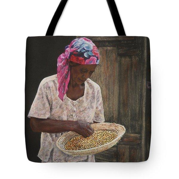 Acklins Corn Tote Bag
