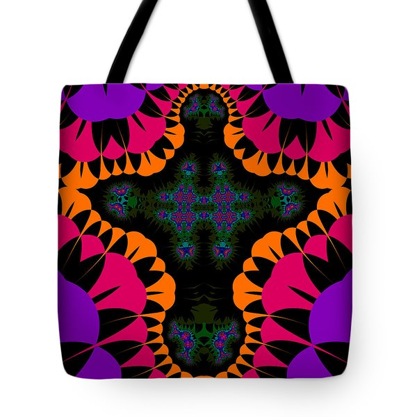 Tote Bag featuring the digital art Acknobless by Andrew Kotlinski
