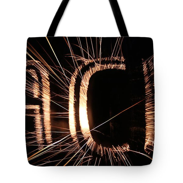 ACL Tote Bag by Andrew Nourse