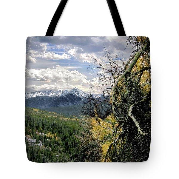 Acorn Creek Trail Tote Bag