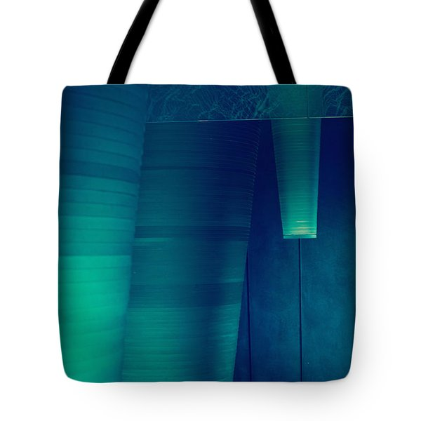 Acoustic Wall Tote Bag