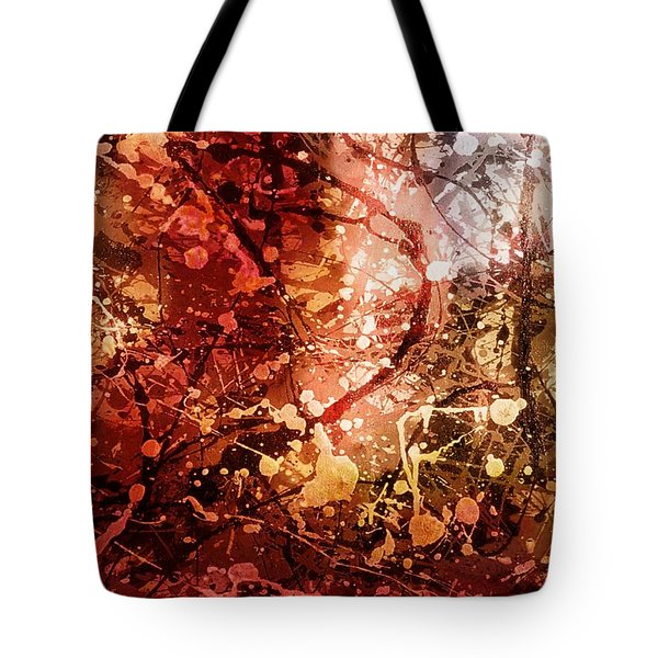 Acquiescence Tote Bag