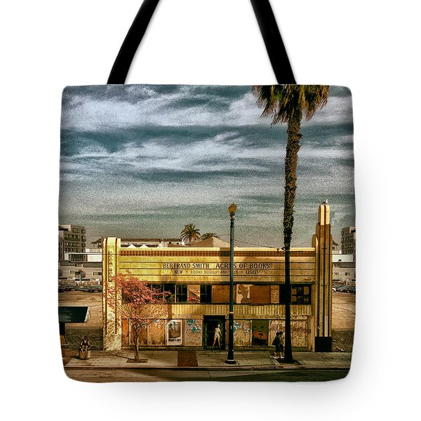Acres Of Books Tote Bag by Bob Winberry