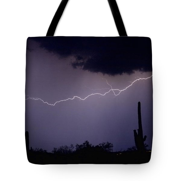 Across The Desert Tote Bag by James BO  Insogna