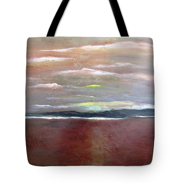 Across The Horizon Tote Bag