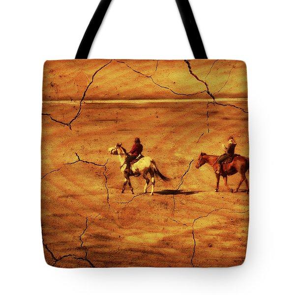 Across The Prairie Tote Bag