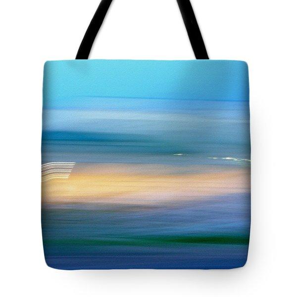 Across The Seven Seas Tote Bag