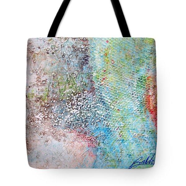 Abstract 201108 Tote Bag