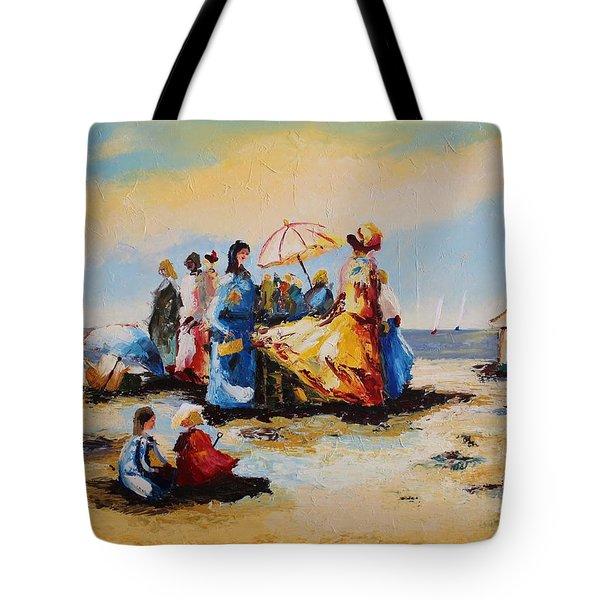 Acrylic Msc 191 Tote Bag by Mario Sergio Calzi