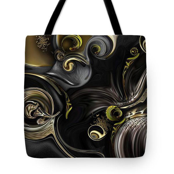 Act Including Instant Creation Tote Bag by Carmen Fine Art