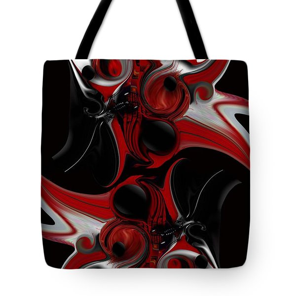 Act With Intuitive Creation Tote Bag