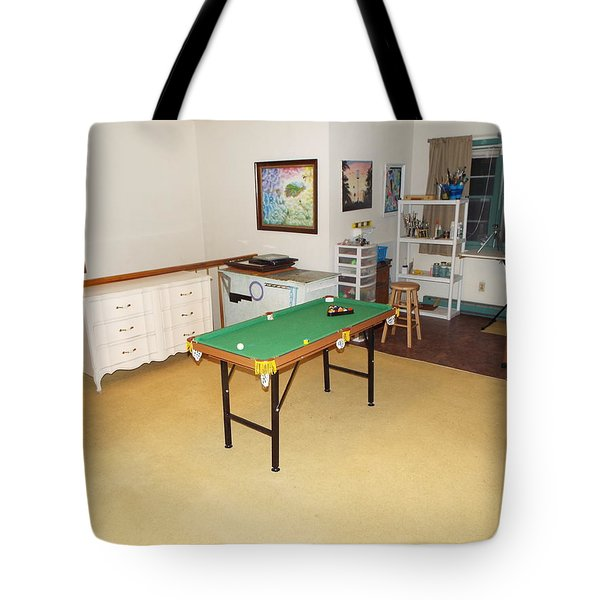 Activity Room Tote Bag