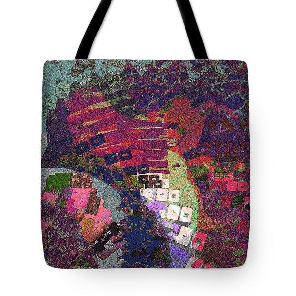 Ad Tote Bag