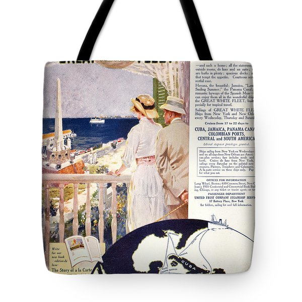 Ad: United Fruit Company Tote Bag by Granger