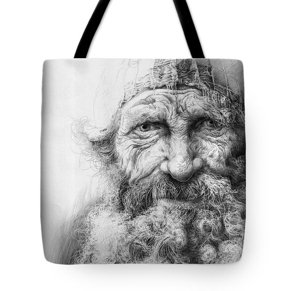 Adam. Series Forefathers Tote Bag