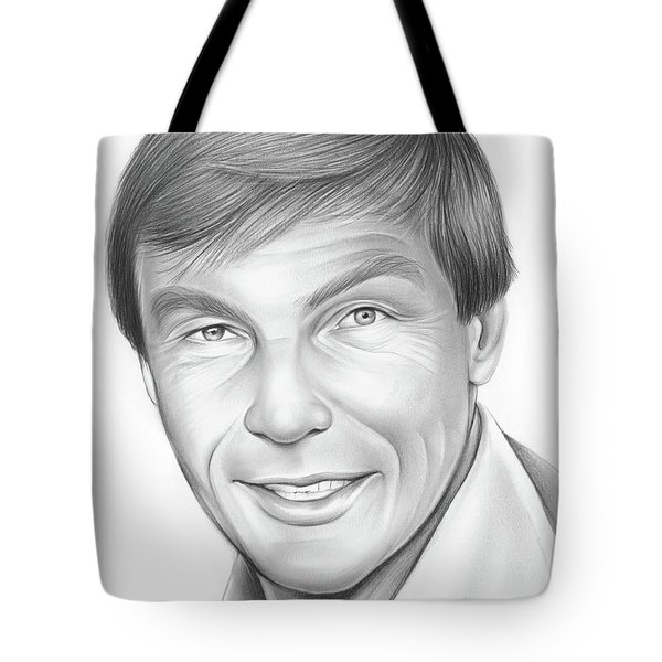 Adam West Tote Bag