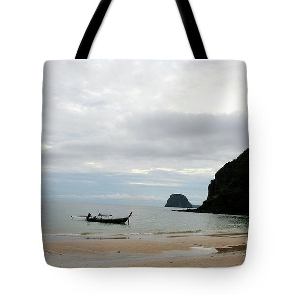 Andaman Sea Tote Bag
