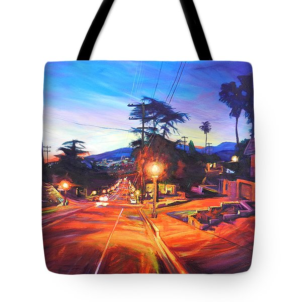 Twilight Passion Tote Bag
