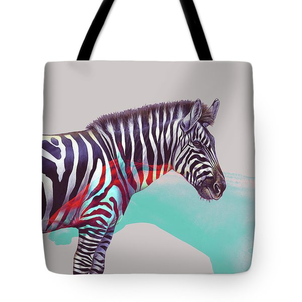 Adapt To The Unknown Tote Bag by Uma Gokhale