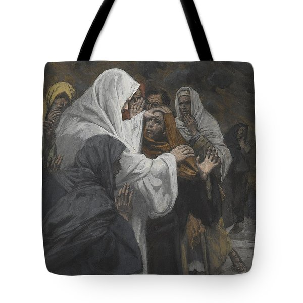 Address To Saint Philip Tote Bag by Tissot