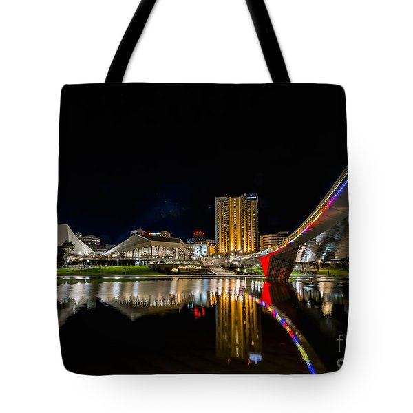 Adelaide Riverbank Tote Bag