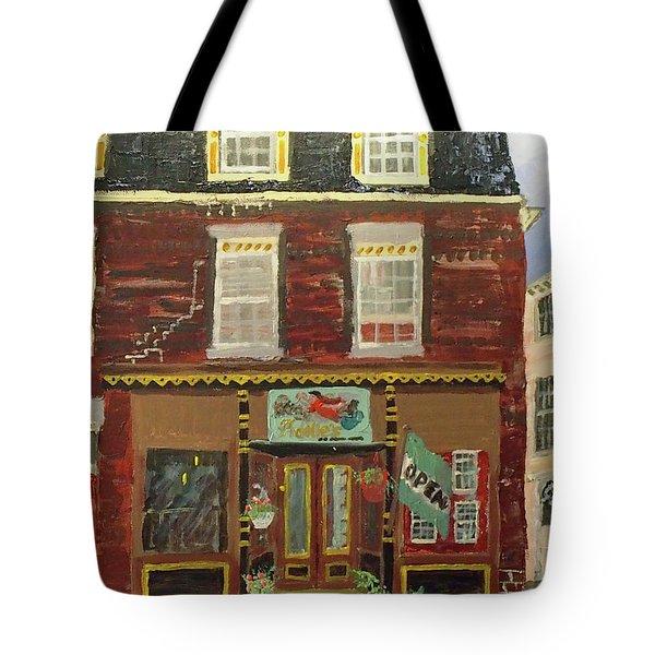 Adelle's Tote Bag